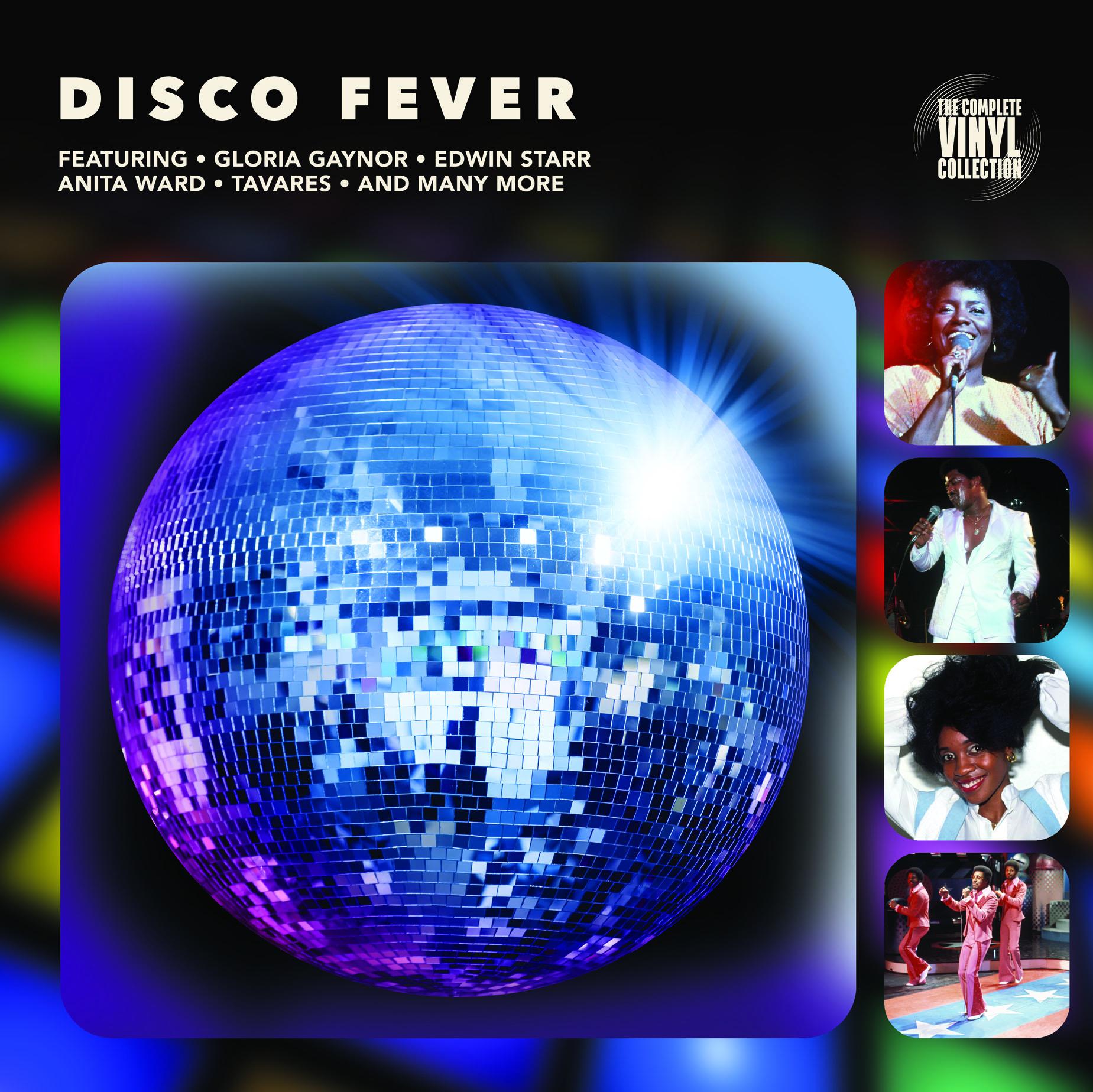 Disco Fever /LP/