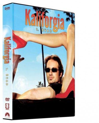 StephenHopkins,ScottWinant,MichaelLembeck,BartFreundlich,KenWhittingham,TuckerGates,JohnDahl - Kaliforgia - a teljes 1. évad-DVD