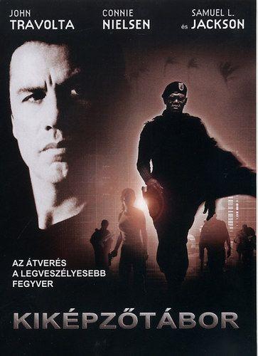 JohnMcTiernan - Kiképzőtábor-DVD