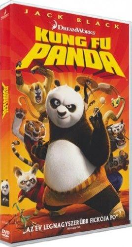 MarkOsborne,JohnStevenson - Kung Fu Panda 1.-DVD