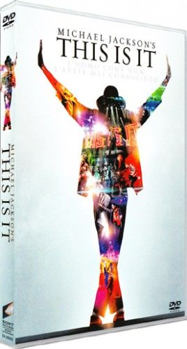 Kenny Ortega - Michael Jackson's This is it (1 lemezes változat)
