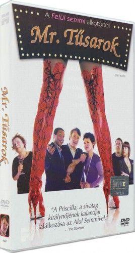 Julian Jarrold  - Mr. Tűsarok-DVD