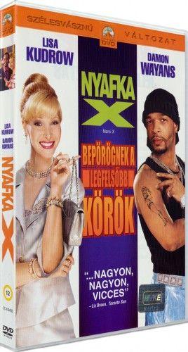 RichardBenjamin - Nyafka X - DVD