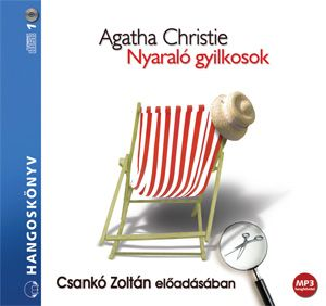 Agatha Christie - Nyaraló gyilkosok - Hangoskönyv - MP3