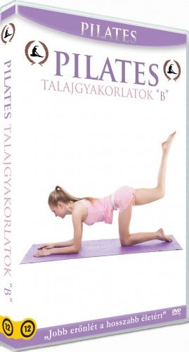 John Bay - Pilates Program: 9. Pilates Talajgyakorlatok