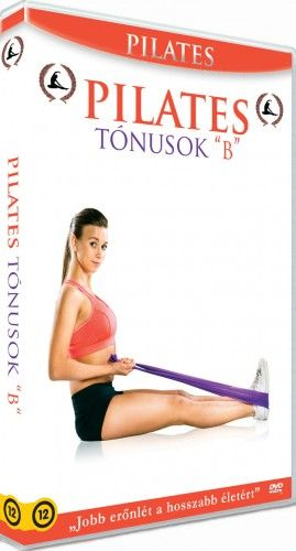 John Bay - Pilates Program: 8. Pilates Tónusok