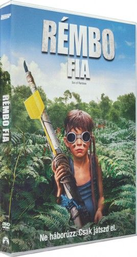 Garth Jennings  - Rémbo fia - DVD
