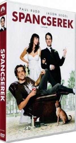 JohnHamburg - Spancserek-DVD