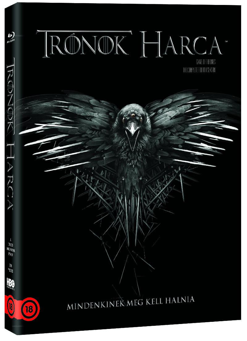 Trónok harca: 4. évad (4 BD) - Blu-ray