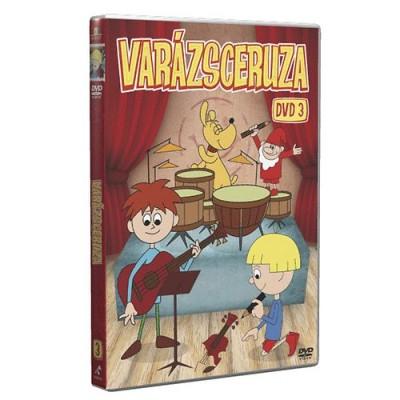 Varázsceruza 3. - DVD