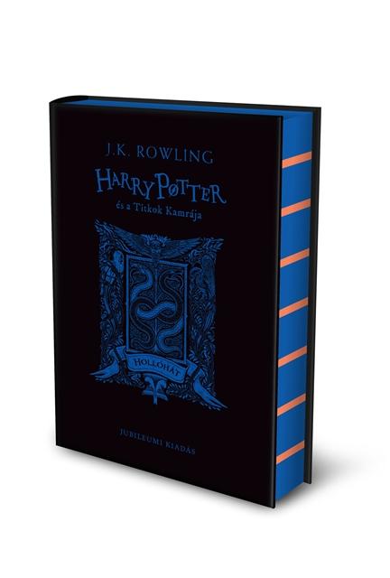 J.K. Rowling - Harry Potter és a Titkok Kamrája - Hollóhátas kiadás
