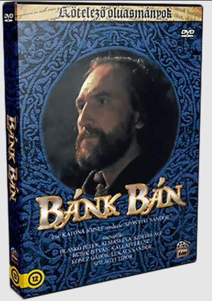 Szőnyi G. Sándor - Bánk Bán (MTVA kiadás) - DVD