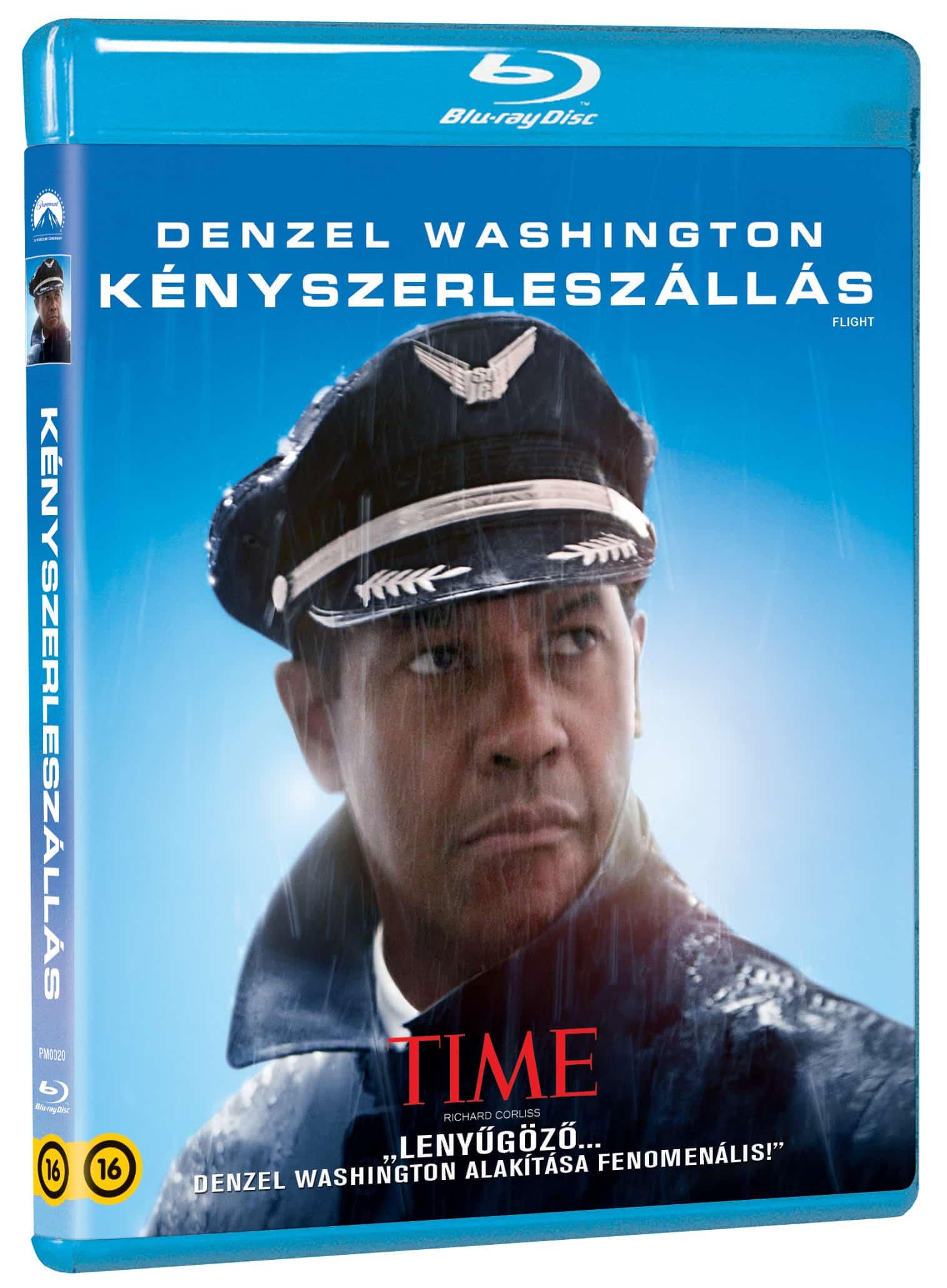 Kényszerleszállás - Blu-ray