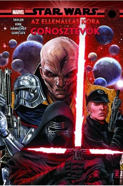 Tom Taylor               - Star Wars: Az Ellenállás kora: Gonosztevők -