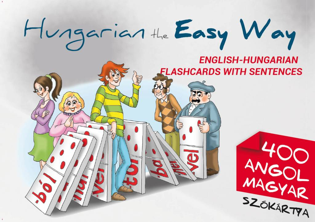Durst Péter - Hungarian the Easy Way- Flashcard