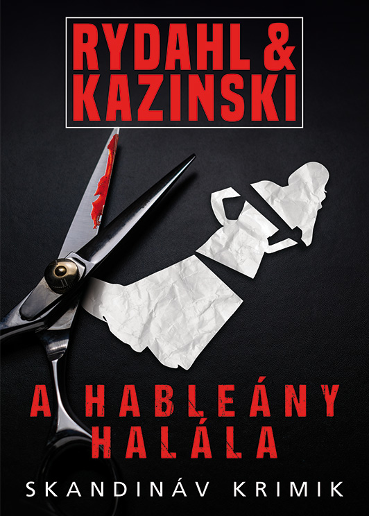 A. J. Kazinski - A hableány halála