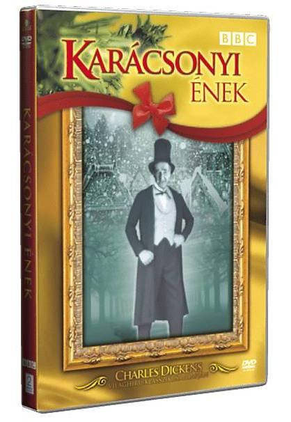 Charles Dickens - Karácsonyi ének - DVD