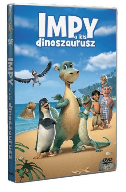 Impy a kis  - DVD