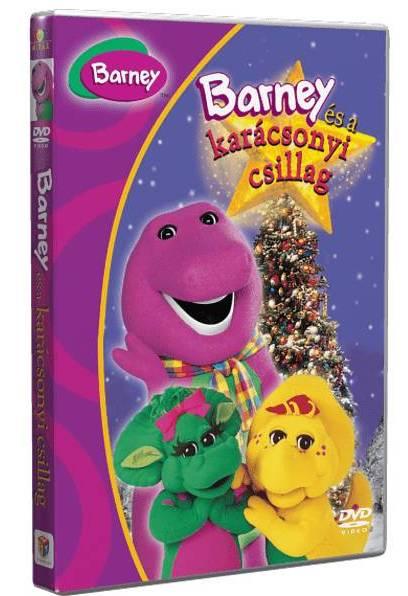 Barney és a karácsonyi csillag - DVD