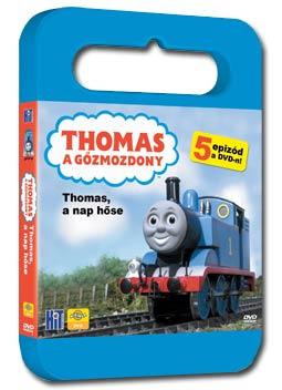Thomas 01. - A nap hőse  (füles tok) - DVD
