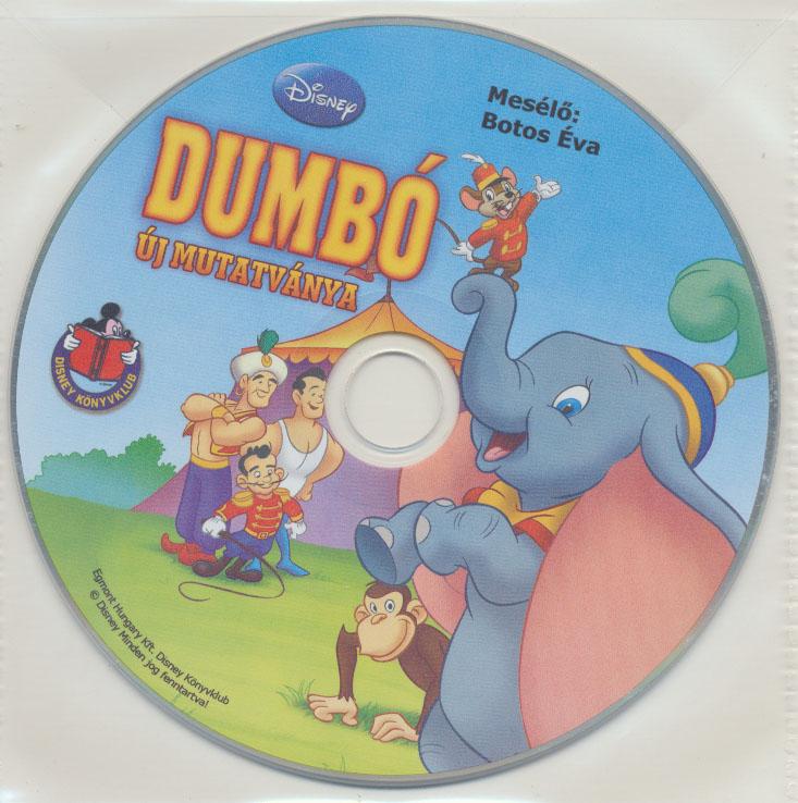 Dumbó új mutatványa - Hangoskönyv
