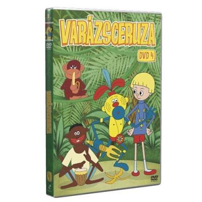Varázsceruza 4. - DVD