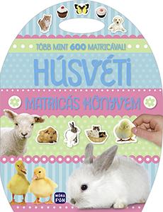 Húsvéti matricás könyvem