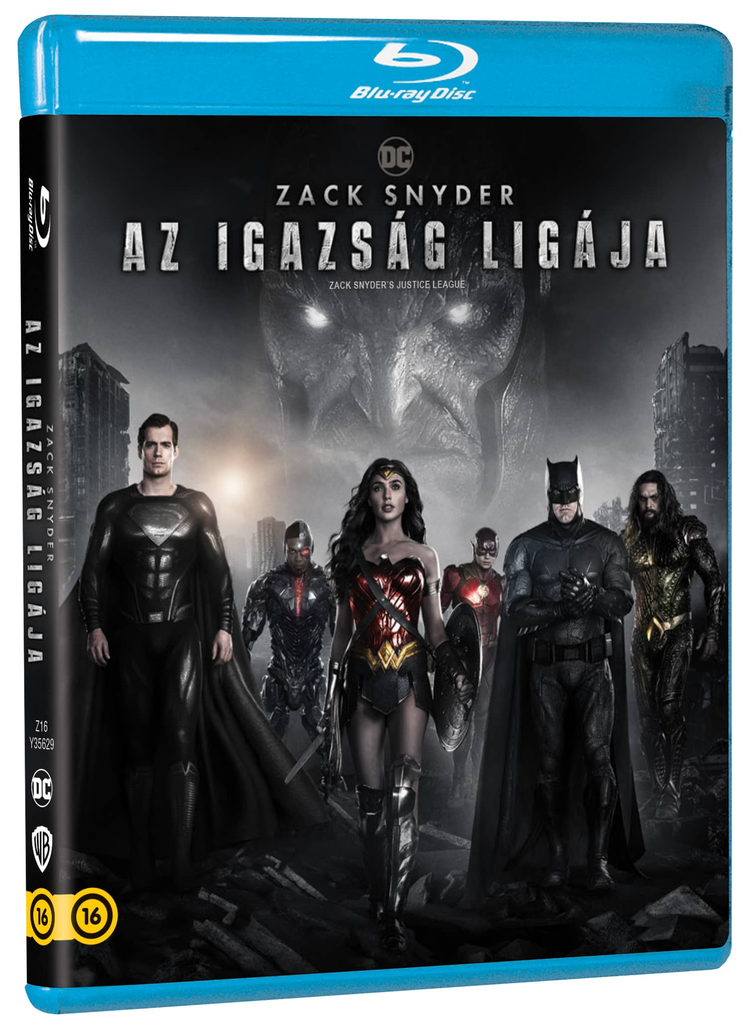 Zack Snyder: Az Igazság Ligája (2021) (2 BD) - Blu-ray