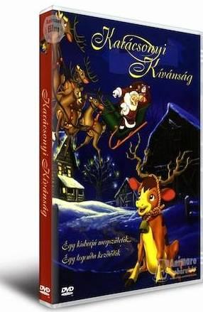 Karácsonyi kívánság - DVD