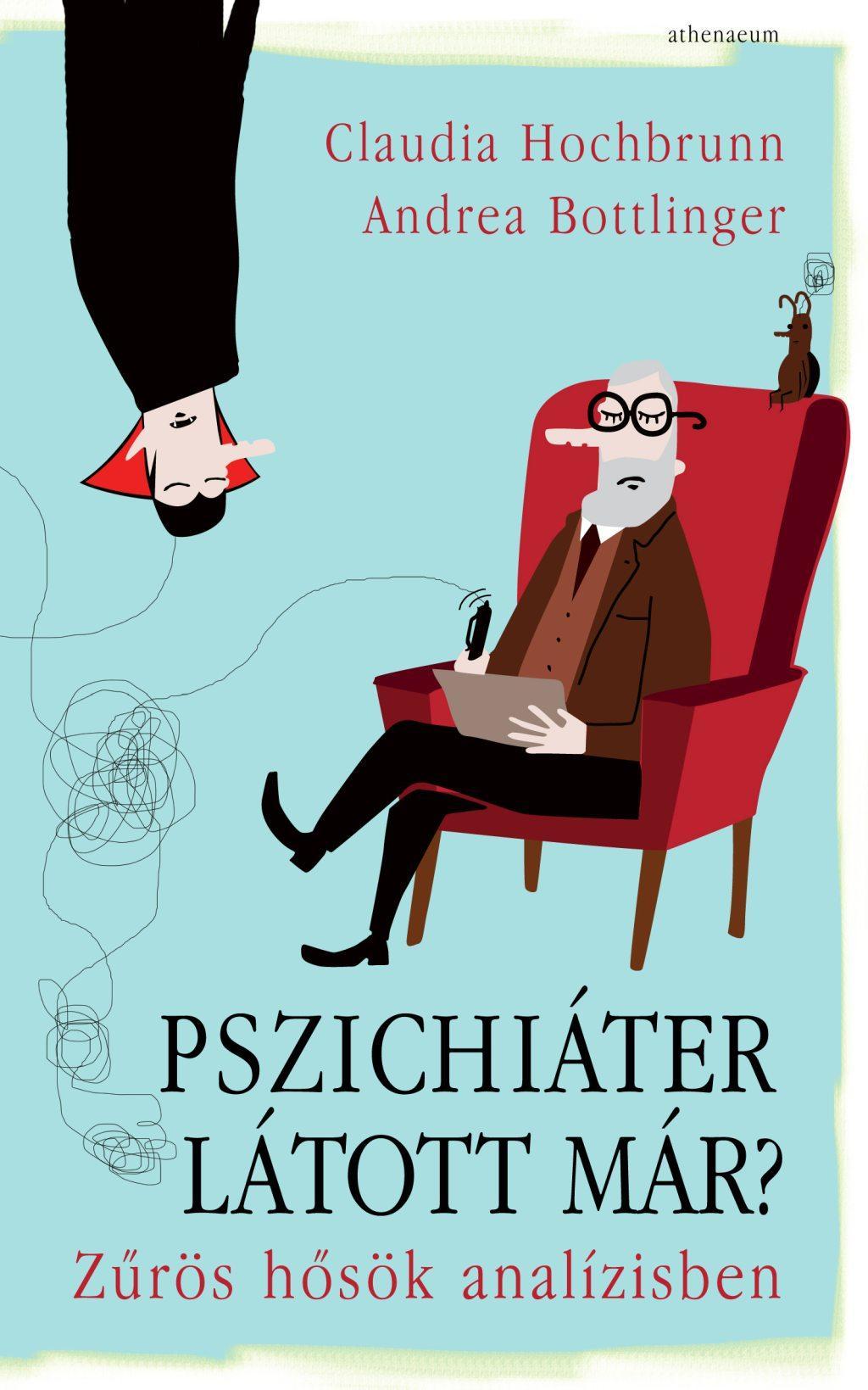Claudia Hochbrunn - Pszichiáter látott már?