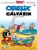 Albert Uderzo - Asterix 30. - Obelix gályázik