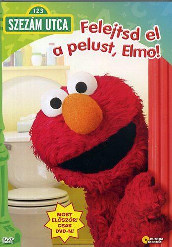 Szezám utca - Felejtsd el a pelust, Elmo! - DVD