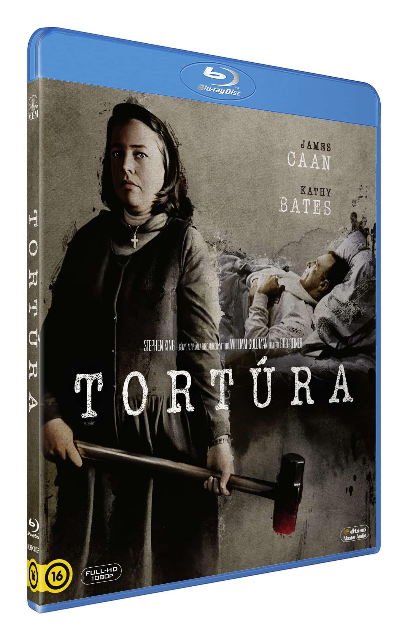 Tortúra - Blu-ray