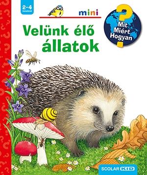 Patricia Mennen  - Velünk élő állatok