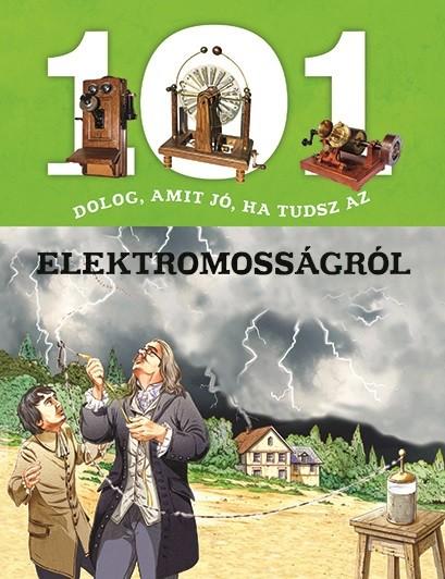 Giorgio Bergamino - 101 dolog, amit jó, ha tudsz az elektromosságról