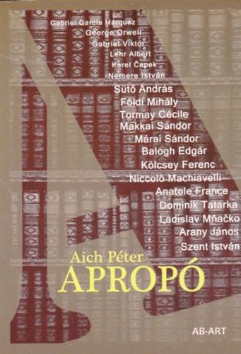 Aich Péter - Apropó