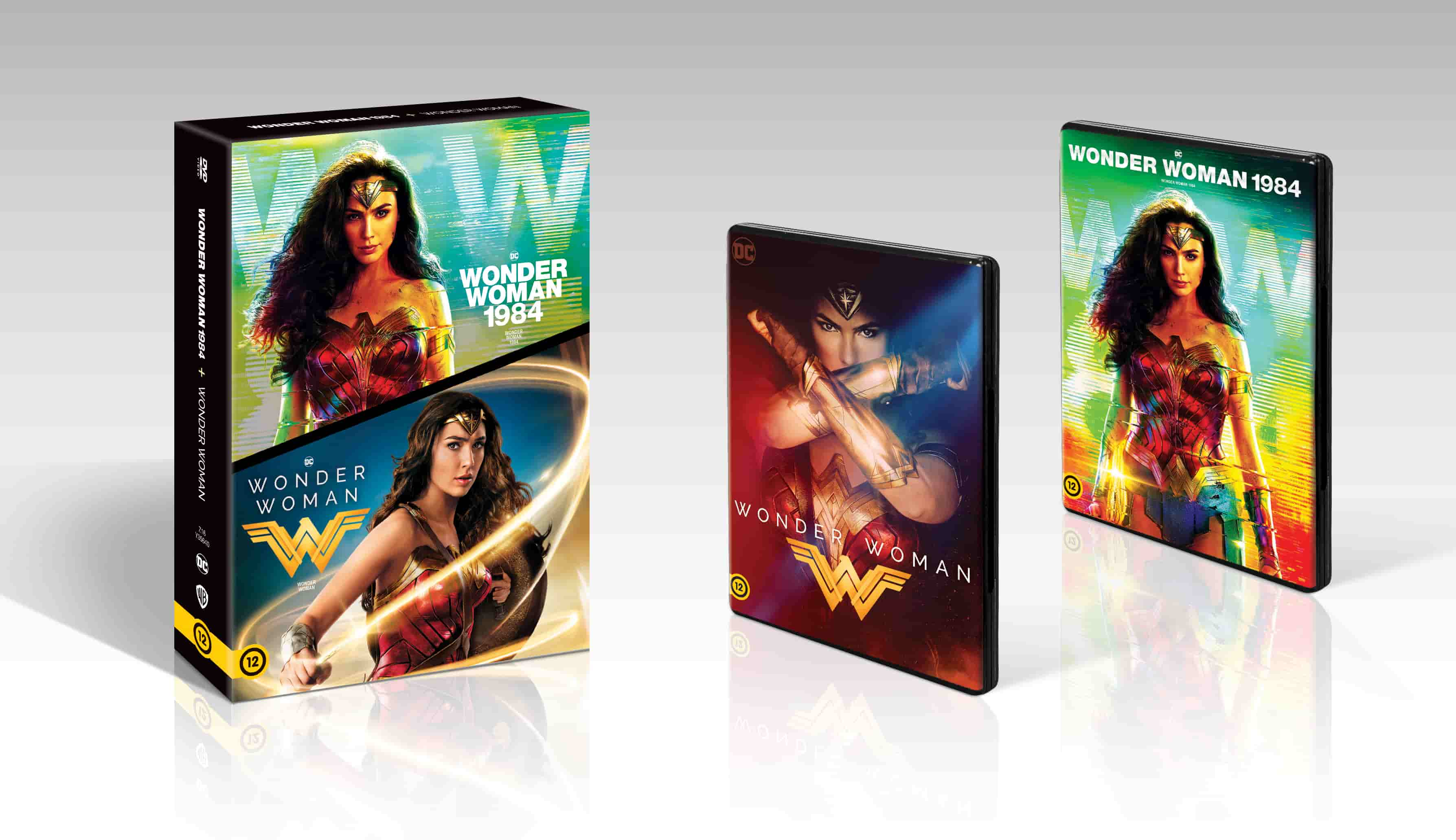 Patty Jenkins - Wonder Woman 1-2. - DVD