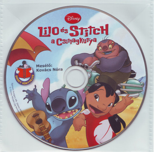 Lilo és Stitch - Hangoskönyv