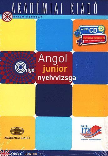 Kovács Éva - Angol junior nyelvvizsga (audio CD + virtuális melléklettel)