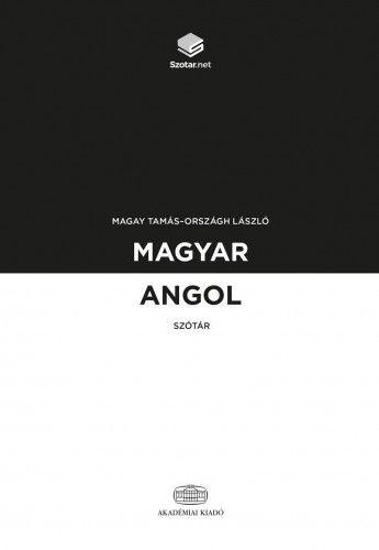 Magay Tamás - Magyar-angol szótár - + online szótárcsomag