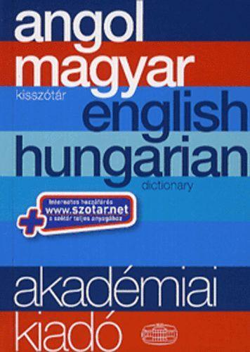 Kövecses Zoltán - Angol-magyar kisszótár