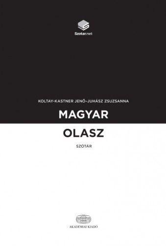 Juhász Zsuzsanna - Magyar-olasz szótár + online szótárcsomag