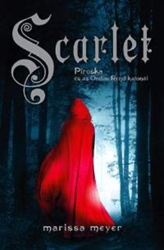 Marissa Meyer - Scarlet