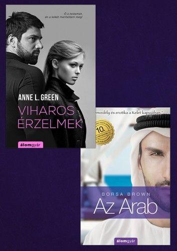 Borsa Brown - Az Arab - Viharos érzelmek