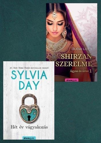 Sylvia Day  - Shirzan szerelme - Hét év vágyakozás