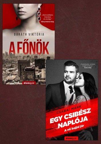 Csabai Márk - Főnök - Egy csibész naplója