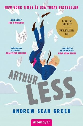 Andrew Sean Greer - Arthur Less