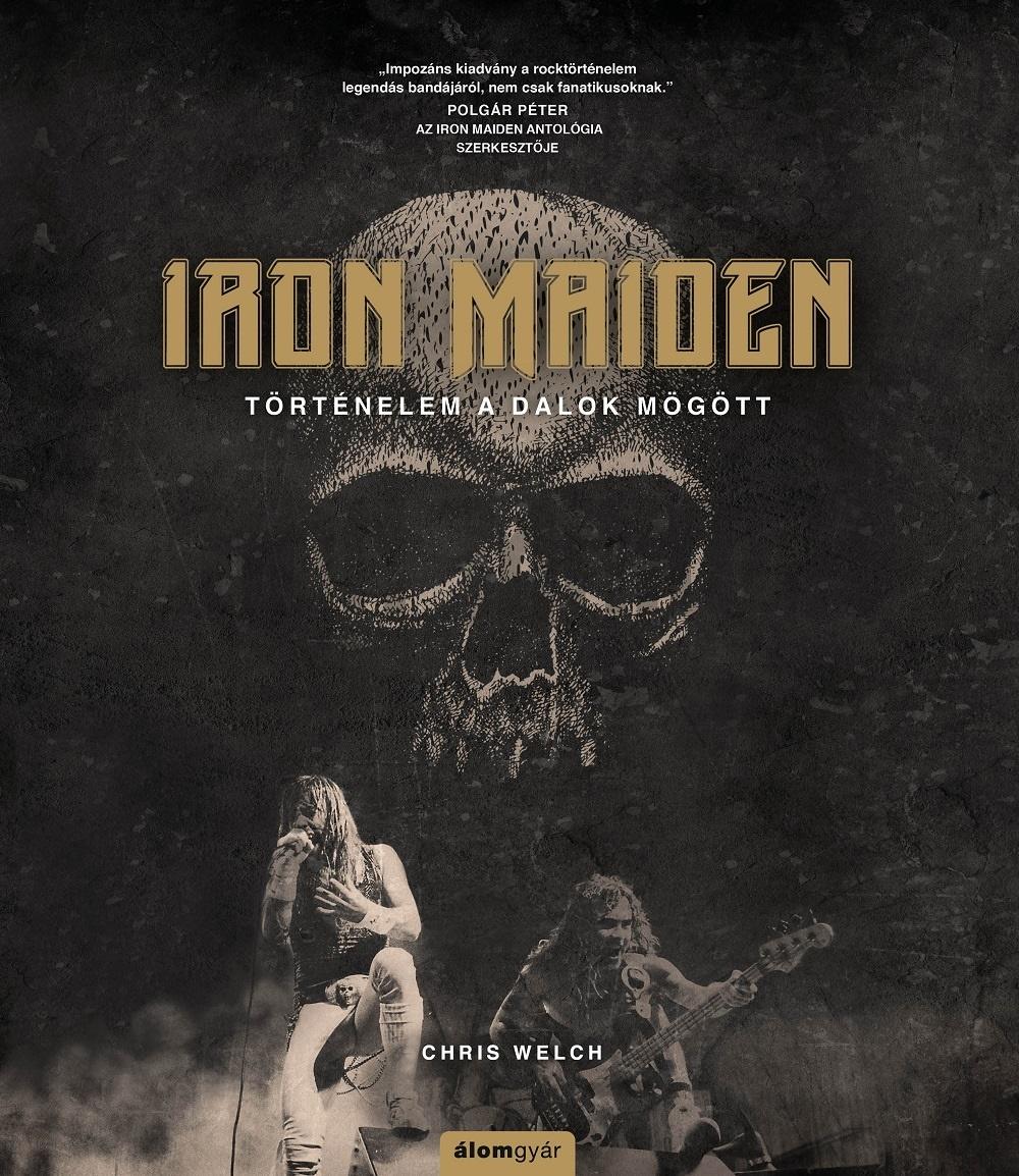 Chris Welch - Iron Maiden