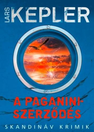 Lars Kepler - A Paganini-szerződés