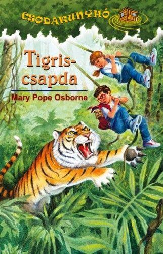 Mary Pope Osborne  - Tigriscsapda